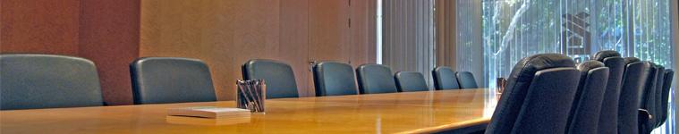 Comissions de treball Sala de juntes