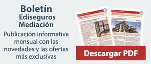 Biblioteca butlleti Ediseguros Mediación