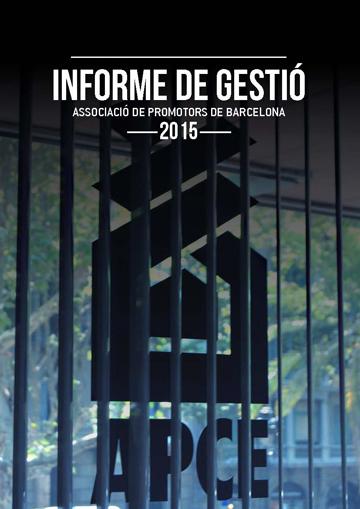 Informe de gestió 2015