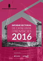Informe Sectorial de Catalunya i provínvies 2016