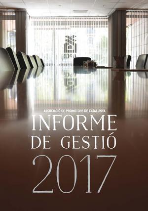 Informe de gestió 2017