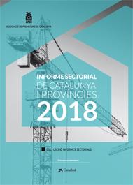 Informe Sectorial de Cataluña y provincias 2016