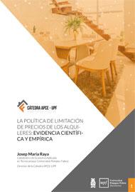 Informe Sectorial de Cataluña y provincias 2019